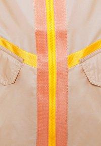 Jordan - FUTURE - Summer jacket - particle beige/ironstone/red bronze - 7