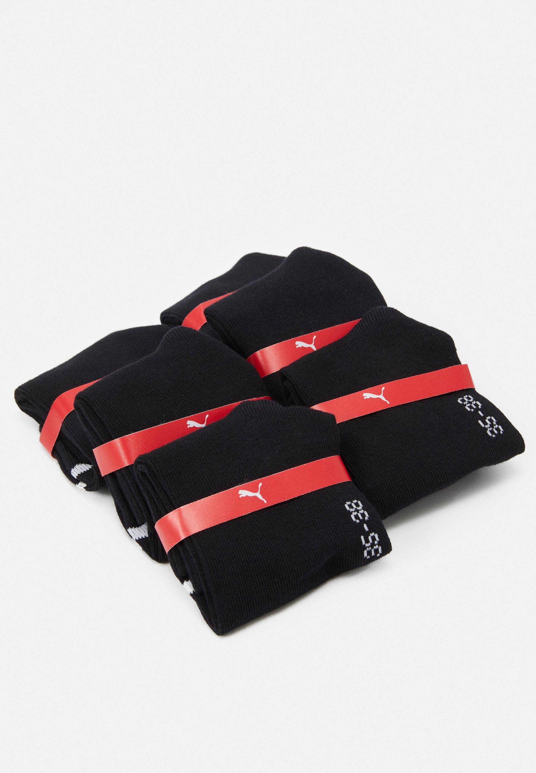 Femme QUARTER PLAIN 6 PACK UNISEX - Chaussettes de sport