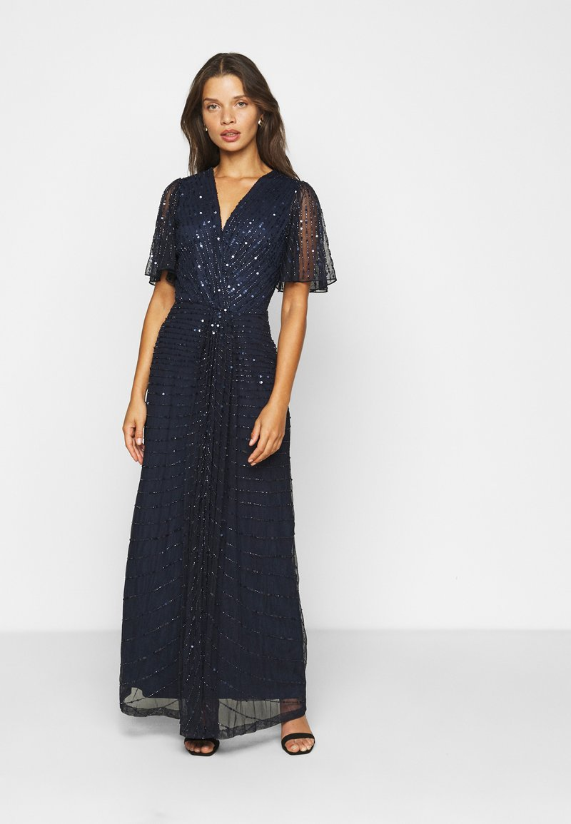 SISTA GLAM PETITE - DELILAH  - Occasion wear - navy