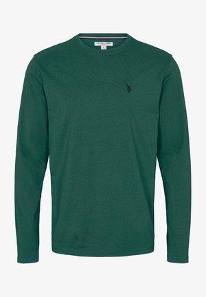 BROLIN LONG SLEEVE  - Long sleeved top - botanical green