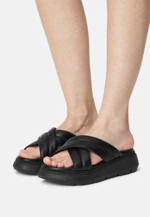 Pantofle - noir