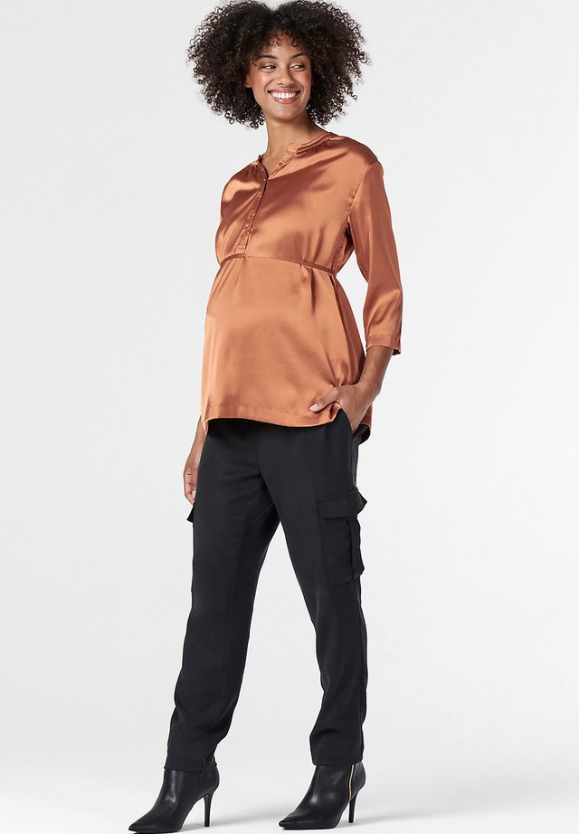FASHION - Blouse - rust