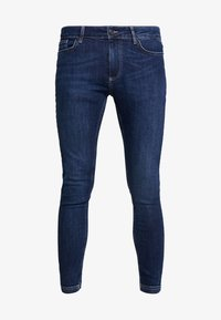 11 DEGREES - ESSENTIAL - Jeans Skinny Fit - indigo wash - 4