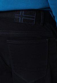Napapijri - MEROS - Trousers - blu marine - 6