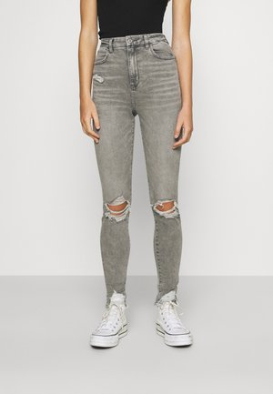 CURVY HIGHEST RISE JEGGING - Jeans Skinny Fit - light faded gray