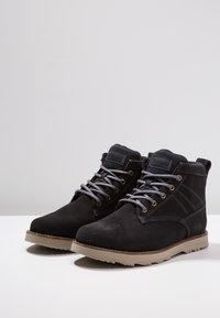 Quiksilver - GART - Snowboots  - grey - 2