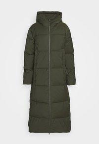 CLOSED - JOLA - Winter coat - lentil - 0