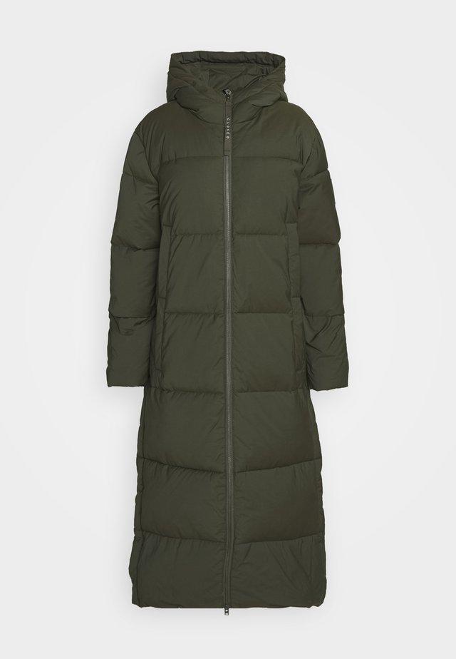 JOLA - Winter coat - lentil
