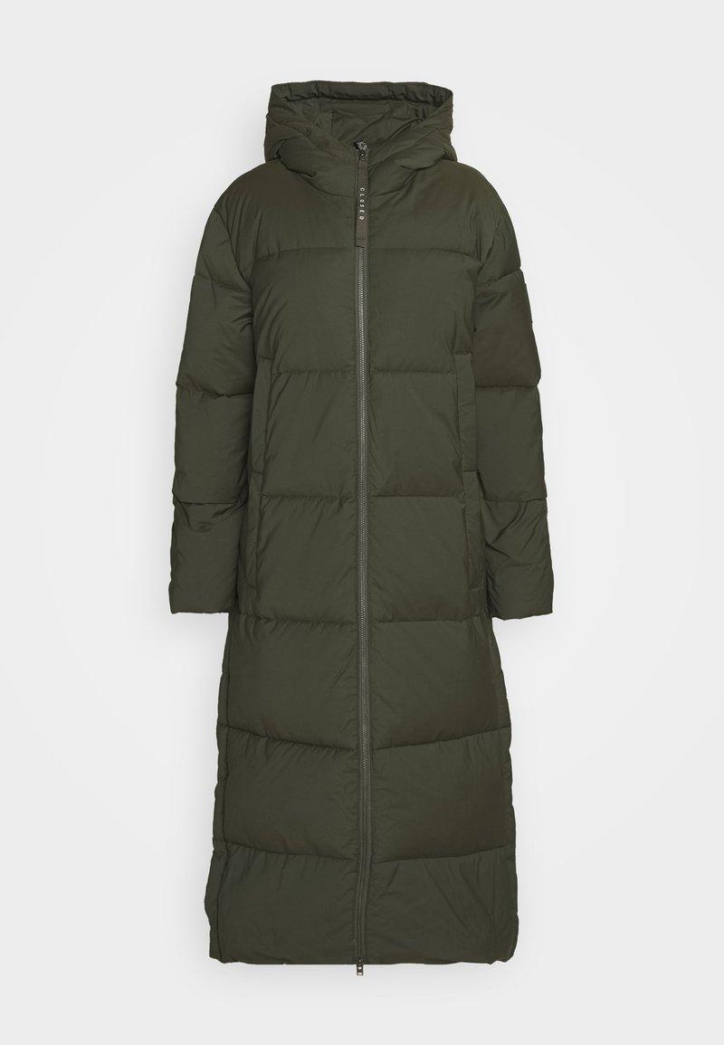 CLOSED - JOLA - Winter coat - lentil