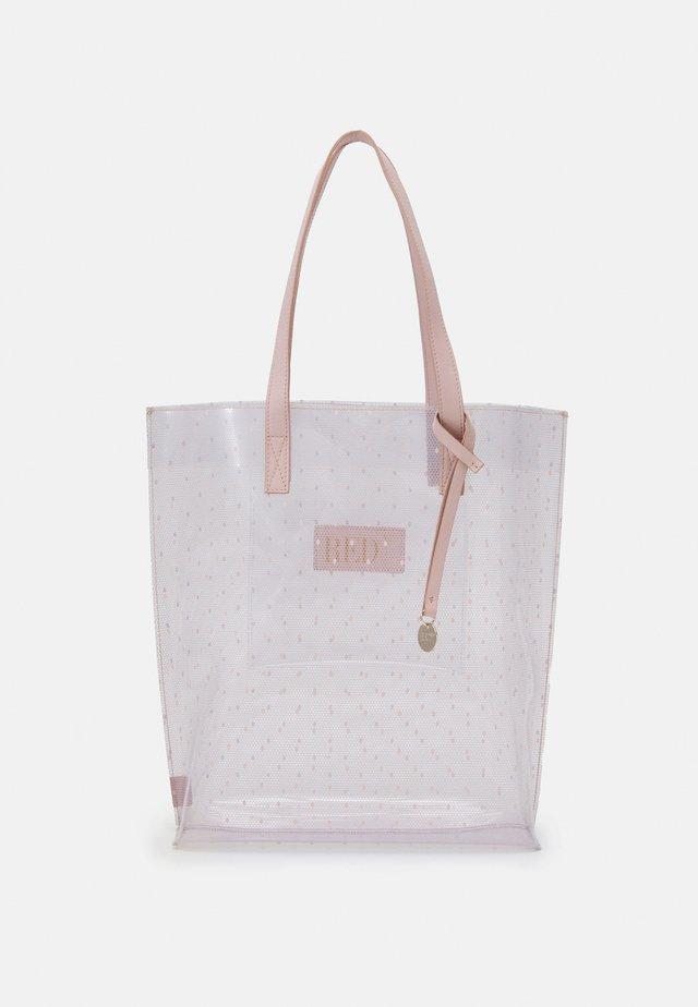 CROSS BODY BAG - Tote bag - trasparente