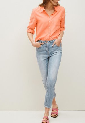 CASUAL BOYFRIEND  - Button-down blouse - ochre