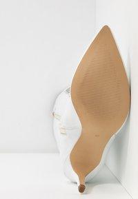 KIOMI - Bottes à lacets - white - 6