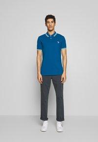 PS Paul Smith - SLIM FIT - Poloshirt - blue - 1