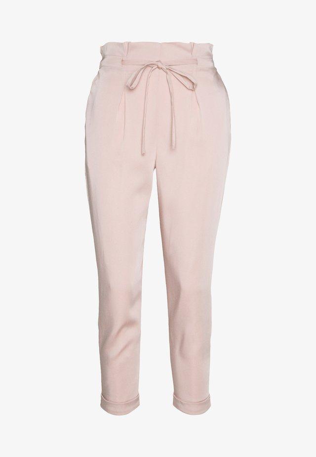 FLUID TROUSER - Pantalones - pink