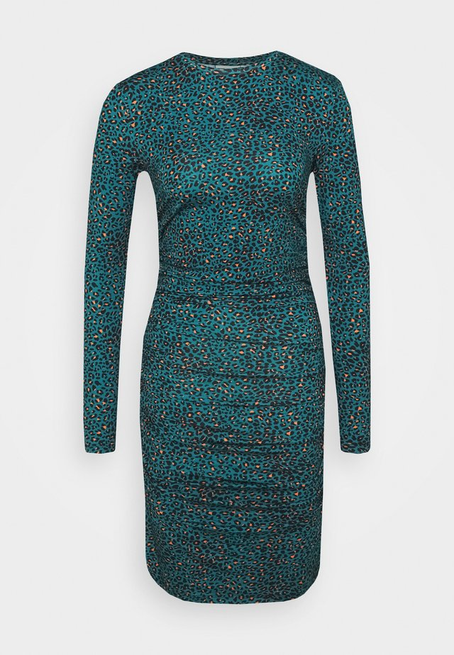 BEALA - Shift dress - aqua green