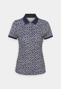 Kjus - WOMEN ENYA - Sports shirt - atalanta blue/silver fog - 4