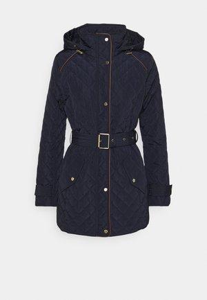 INSULATED COAT - Winter coat - navy
