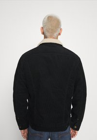 Lee - SHERPA  - Light jacket - black