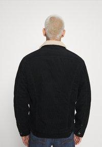 Lee - SHERPA  - Light jacket - black - 2