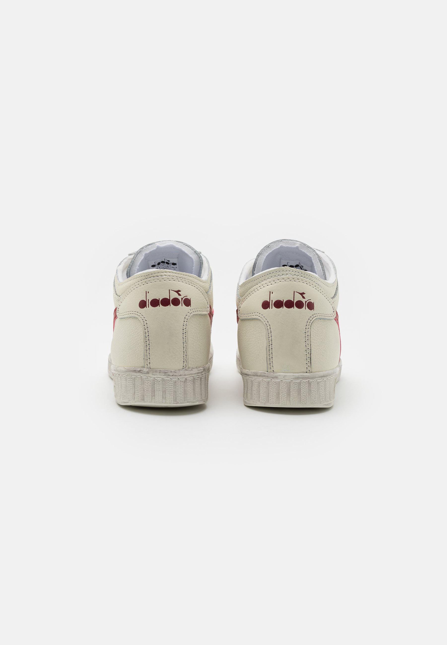 Women GAME WAXED ROW CUT UNISEX - High-top trainers