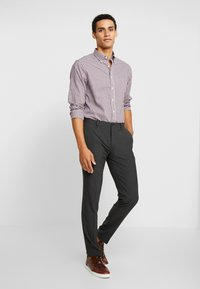 GANT - THE BROADCLOTH GINGHAM - Shirt - port red - 1