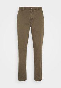 BENNI HYPERFLEX - Trousers - deep mud