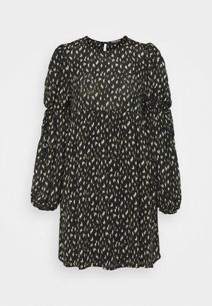 BISHAN DRESS - Denní šaty - black