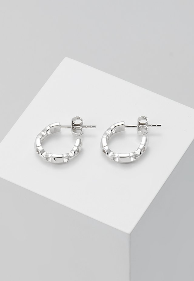 PREMIUM - Boucles d'oreilles - silver-coloured