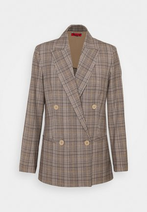 CAGLIARI - Short coat - beige