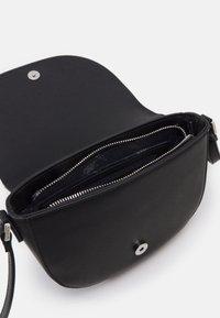 U.S. Polo Assn. - JONES FLAP BAG - Across body bag - black - 2