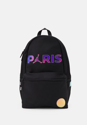 JORDAN X PSG JAN PARIS DAYPACK - Rucksack - black/white