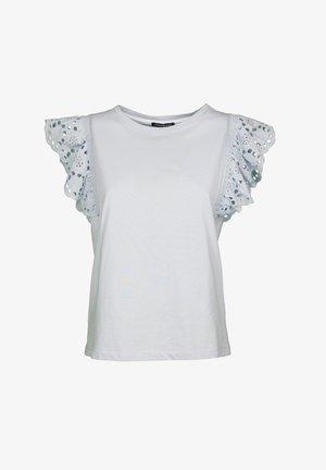 VOLANT - Print T-shirt - arctic ice