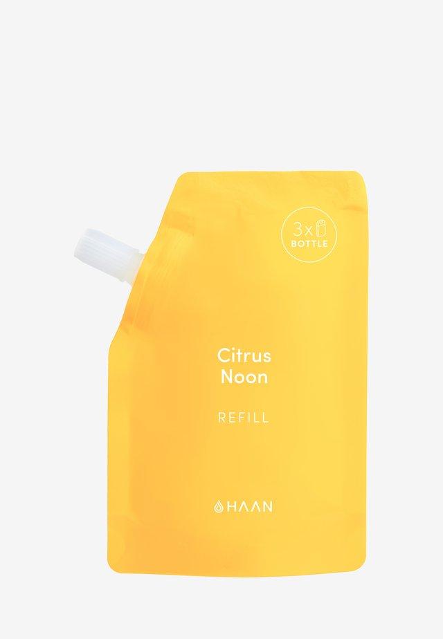 REFILL - Vloeibare zeep - yellow