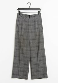 Marie Lund - Trousers - grey - 0