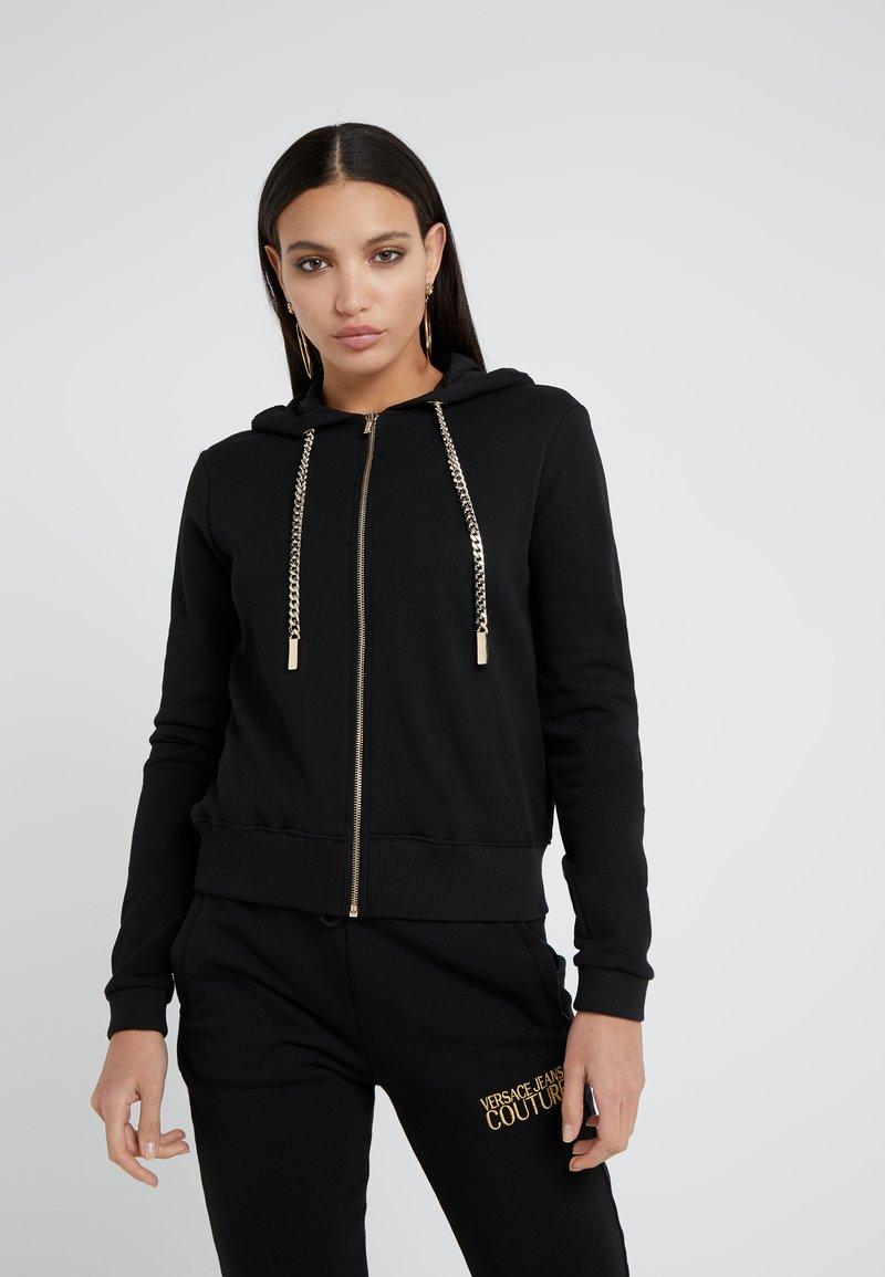Versace Jeans Couture - Zip-up hoodie - nero