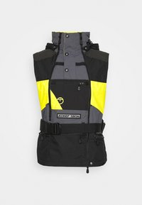 STEEP TECH APOGEE VEST - Bodywarmer - lightning yellow/black