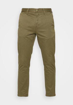 REGULAR - Chino - uniform green