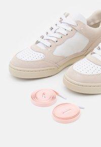 Polo Ralph Lauren - Sneakers laag - white/stucco - 4