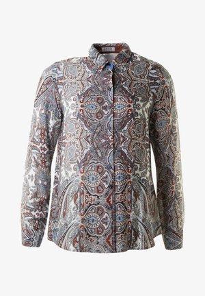 LIMBURG - Button-down blouse - blauroyal