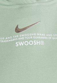Nike Sportswear - HOODIE - Sudadera - steam/white - 4