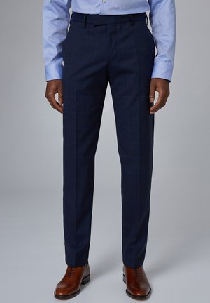 Suit trousers - night sky