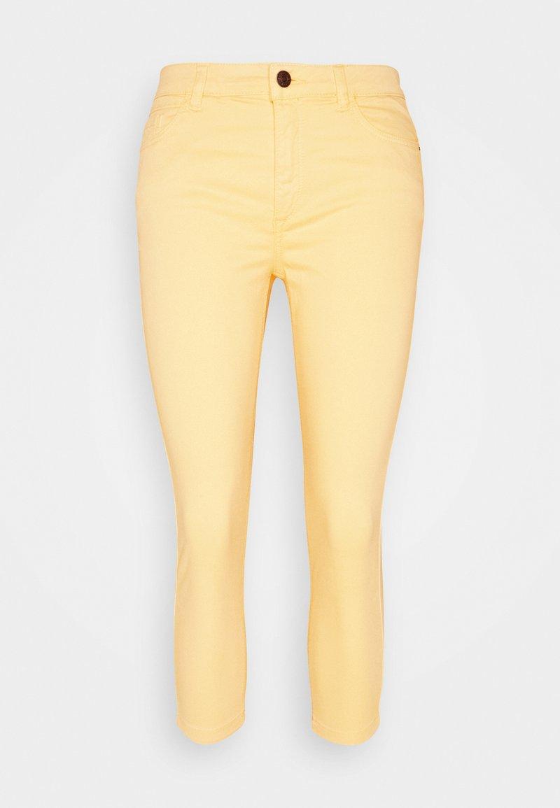 Esprit - MR CAPRI - Pantalones - sunflower yellow