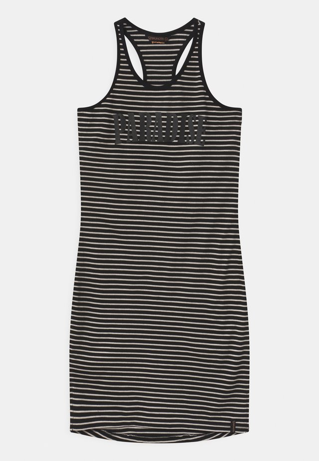 FERNBY - Sports dress - black
