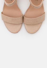New Look - Sandaler med høye hæler - stone - 5