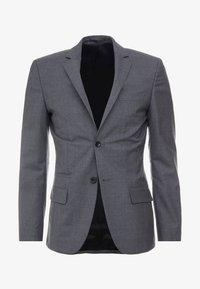 Filippa K - RICK COOL JACKET - Sako - grey melange - 4