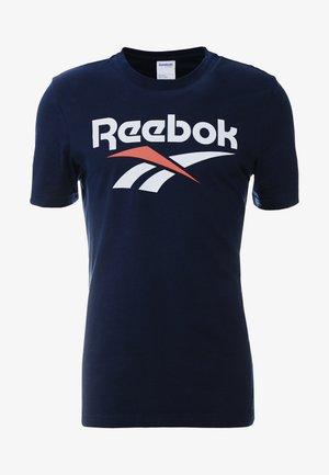 VECTOR TEE - Print T-shirt - conavy