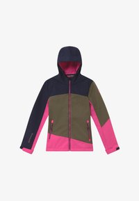 Killtec - LYNGE GIRLS - Soft shell jacket - khaki - 2