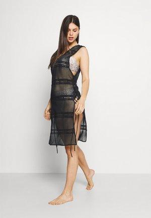 ONLLEA BEACH DRESS - Strandaccessoire - black