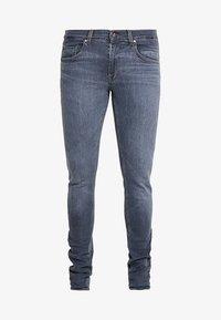 Tiger of Sweden Jeans - SLIM - Jeans Skinny Fit - grey denim - 3