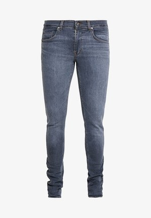 SLIM - Jeans Skinny Fit - grey denim